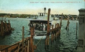 Howland Ferry area