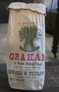 Grain bag from Thurston's Mill