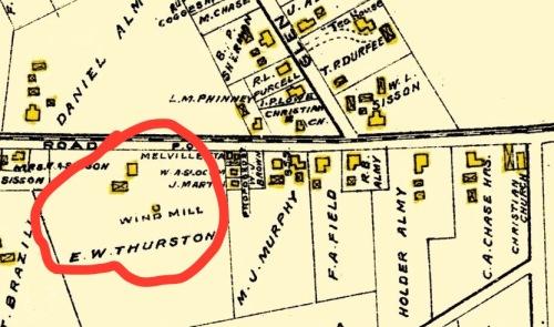 1907 Map CUC
