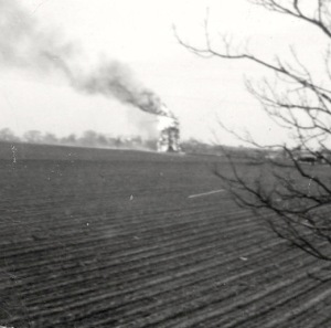 Thirston Mill Fire ~1961