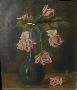 Oscar Miller roses