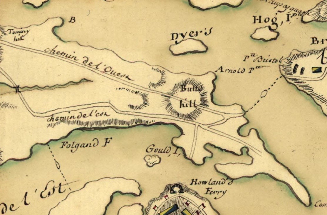 History Detective Guide To Historical Portsmouth Maps Online - French maps online